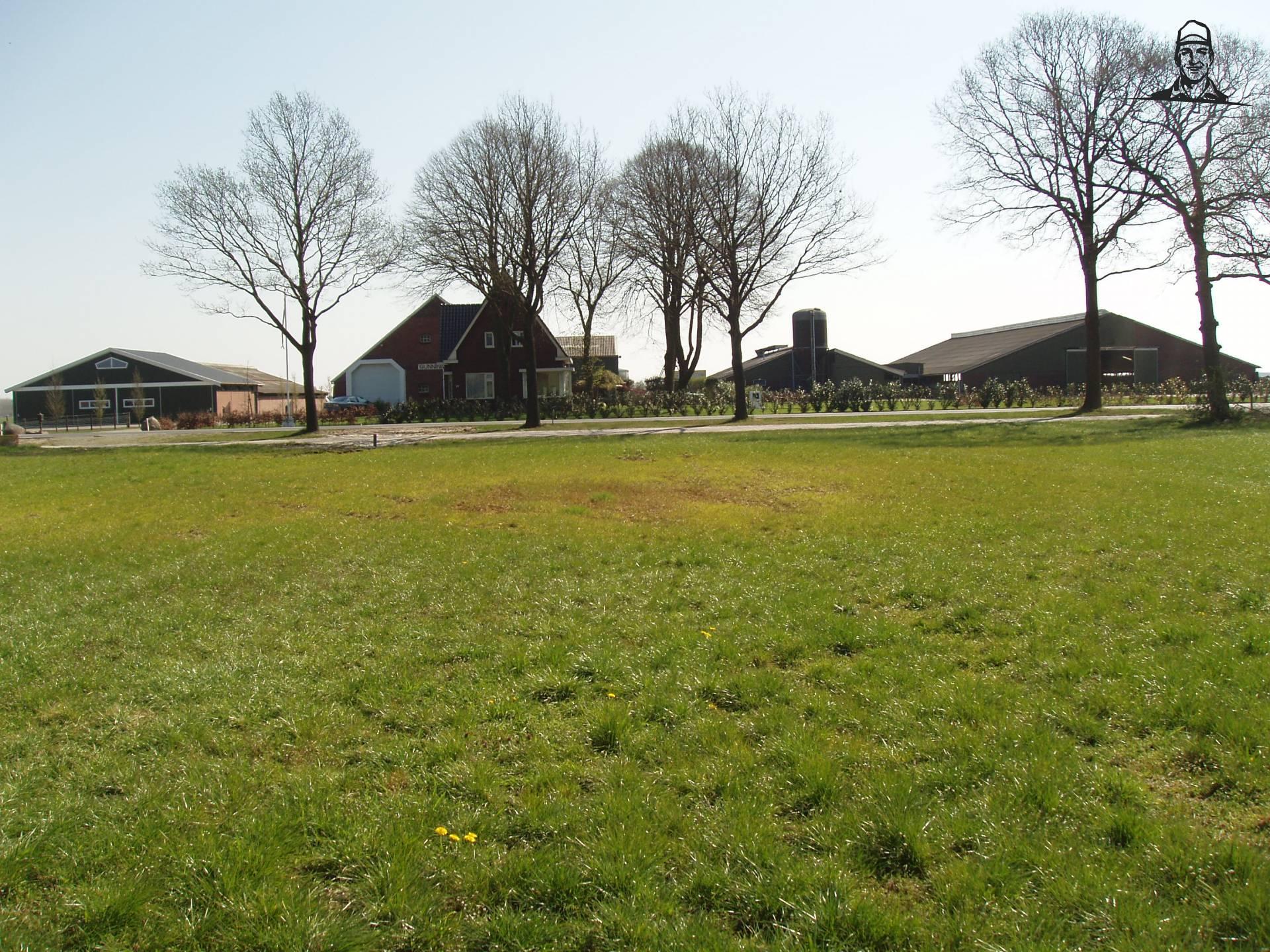 Voorkant boerderij van NoudBrinke
