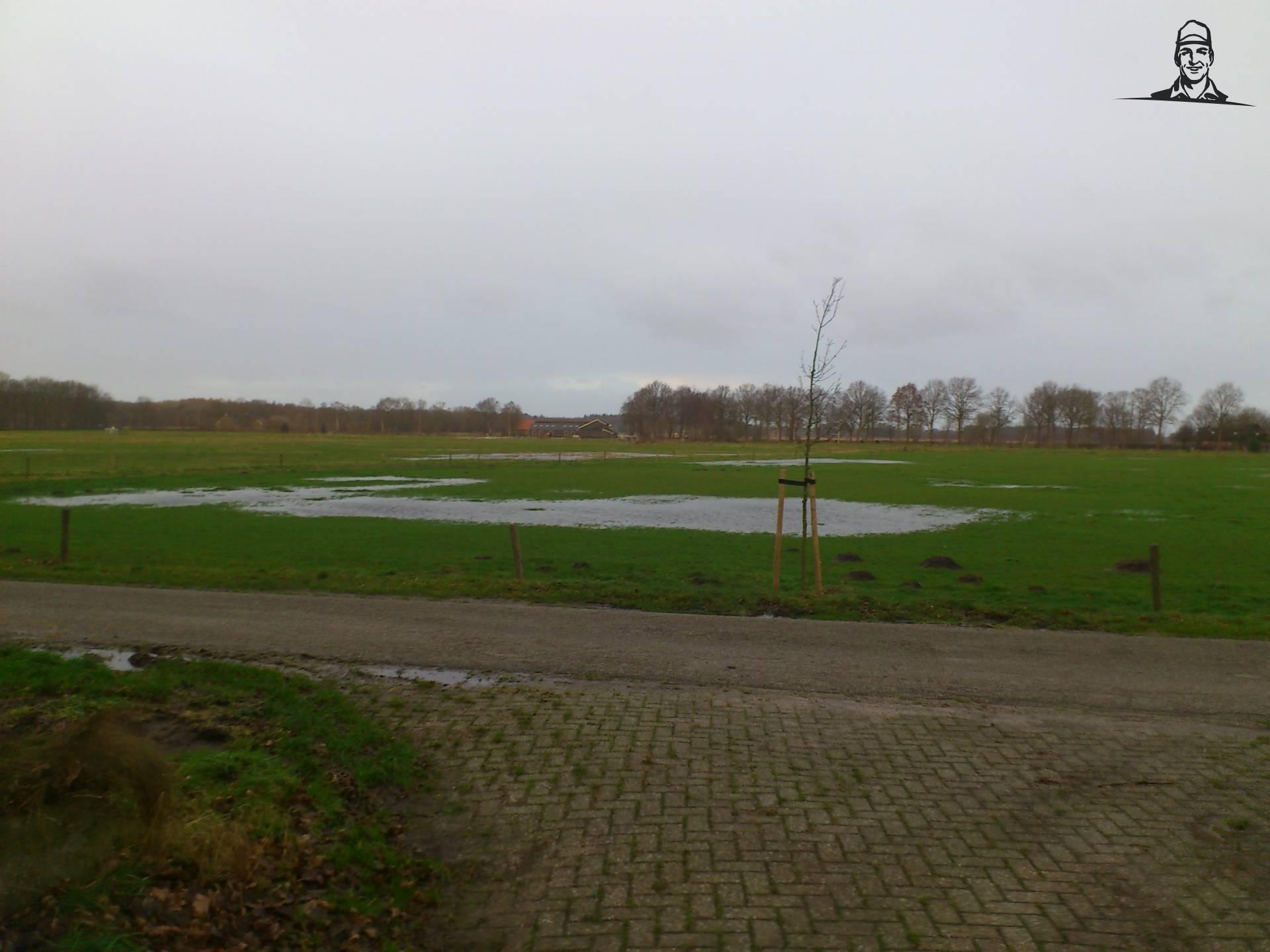 Wateroverlast van SJB533