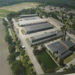 Krampe Landtechnik und Metallbau GmbH, Goesfeld - luchtfoto